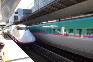 Use the JR Pass on trains like these
