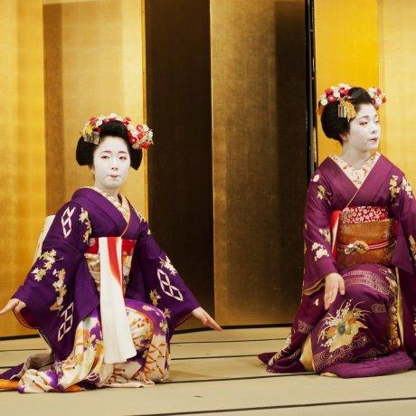 Gion Corner in Kyoto