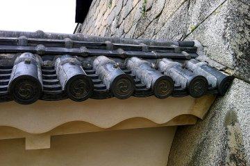 Original wood, stone and plaster work