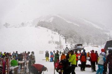 Hakuba Cortina Ski Area