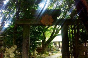 Located in a quiet neighbourhood in Uwajima
