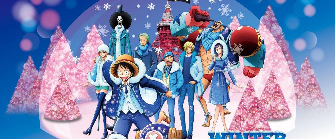 Winter One Piece 2016-2017