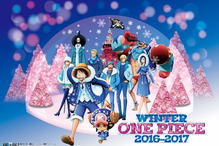 Winter One Piece