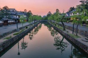 Berkunjung ke Kurashiki Bikan Historical Quarter di Okayama.