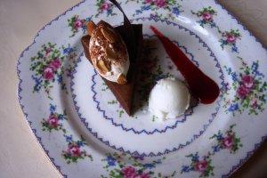 Dessert at Al-che-cciano