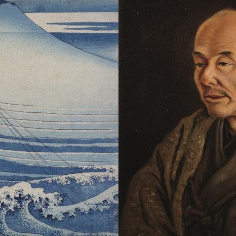 Содействующие Музею Сумида Хокусай