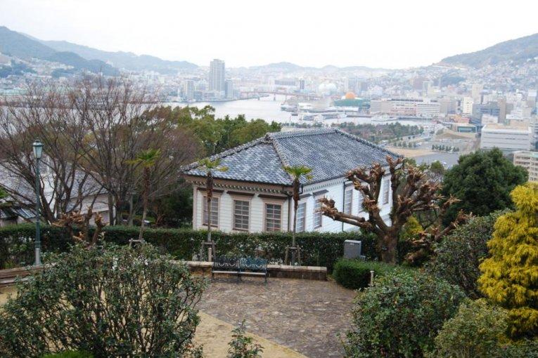 Glover Garden in Nagasaki
