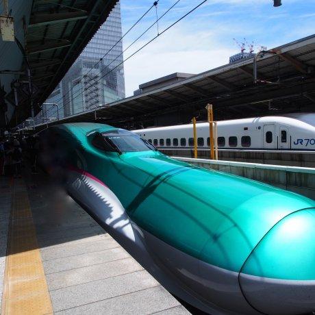 Panduan Kartu Pas Kereta Jepang