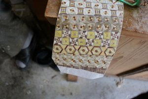 Intricate Patterns of Yosegi Zaiku