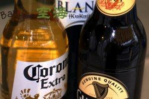 Beer(GUINNESS,CORONA,BLANC)