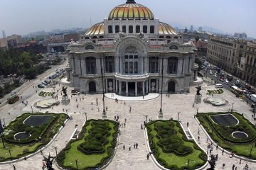 ANA Launches Mexico City Flights
