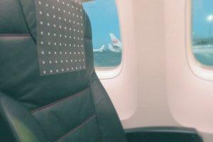 Keduanya JAL dan ANA terbang ke Akita dari Tokyo, Osaka dan sejumlah kota di sekitarnya