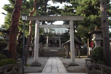 Matsubara Shrine in Odawara