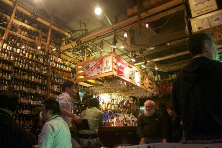 Beer Inn Mugishutei in Sapporo