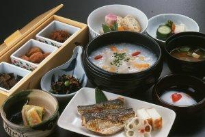 Hotel Okura Breakfast