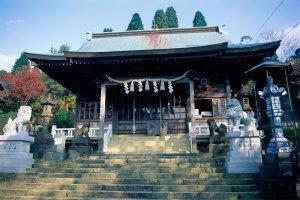 有田陶山神社