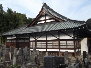 The main worship hall