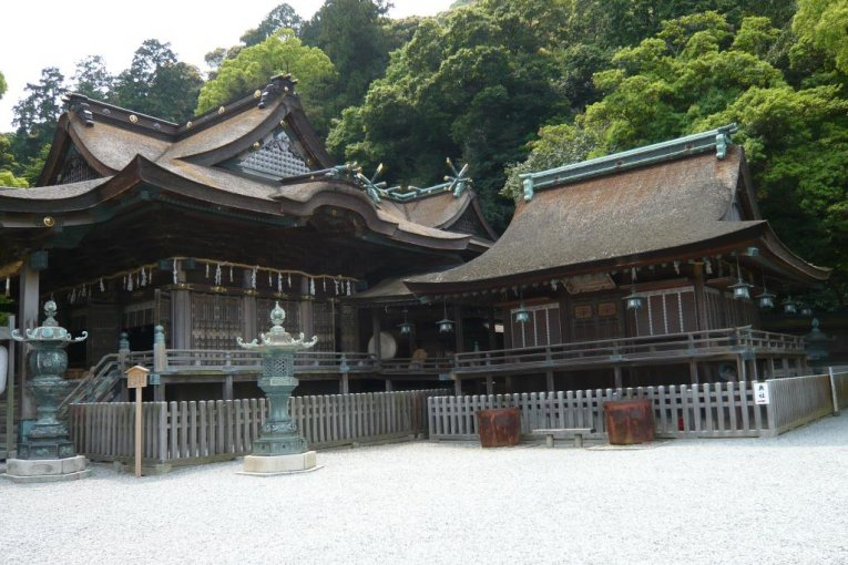 Konpirasan Shrine