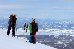 Women's Skimo Project