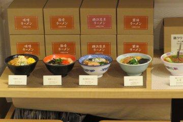 Различные блюда из лапши