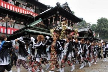 도고 온센 축제