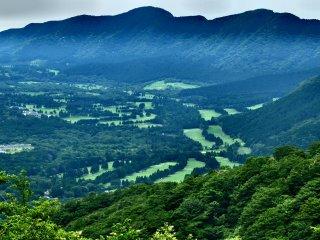 View from Kintoki