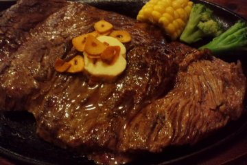 Han's Steak House, Naha