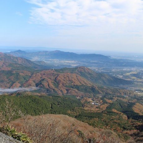 Công viên địa chất đỉnh núi Tsukuba