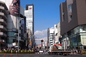 Omotesando/Harajuku
