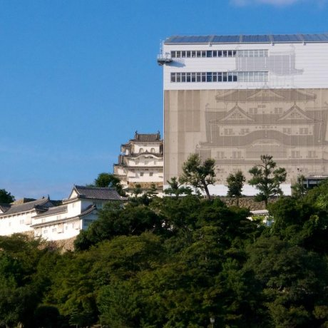 Himeji Castle Restoration Project