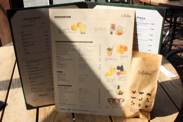 Multiple menus