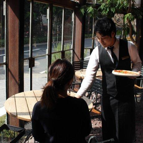 Cafe La Boheme, Shinjuku-Gyoen