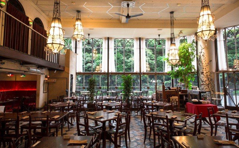 Cafe La Boheme Your Name