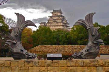 Pre-2014 Restoration: Himeji Castle