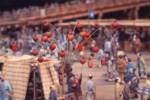 An Intricate Display of Life in Edo