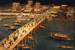Nihonbashi and Waterways