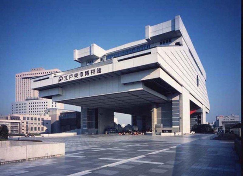 Edo Tokyo Museum In Ryogoku Tokyo Japan Travel Japan