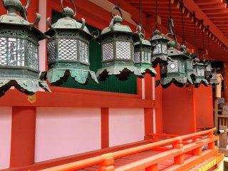More beautiful lanterns