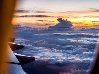 Небо над Японией