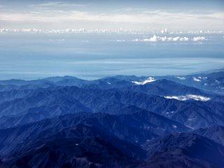 Горы Кансая