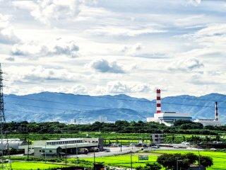 Киото и его горы