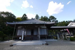 Toà đền chính