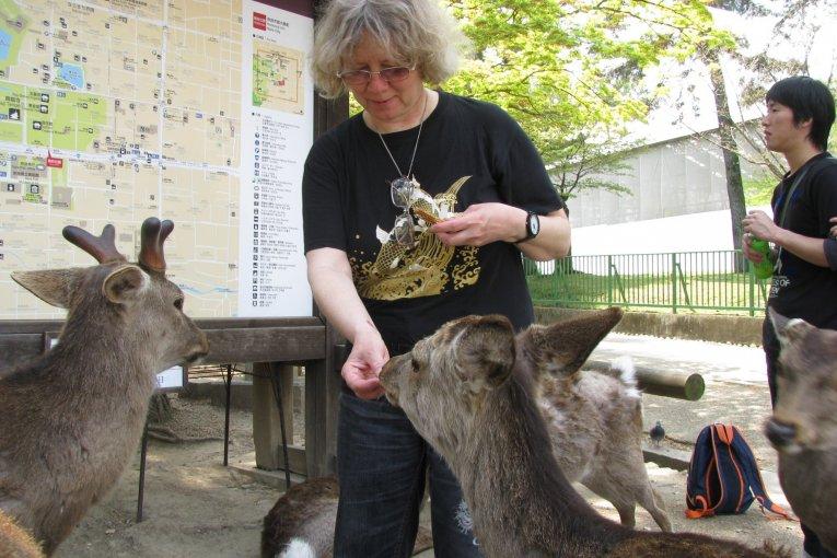 Nara Scenes
