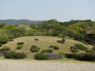 In Isuen Garden I felt relaxed