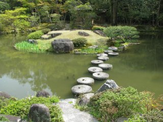 Nice stone bridge