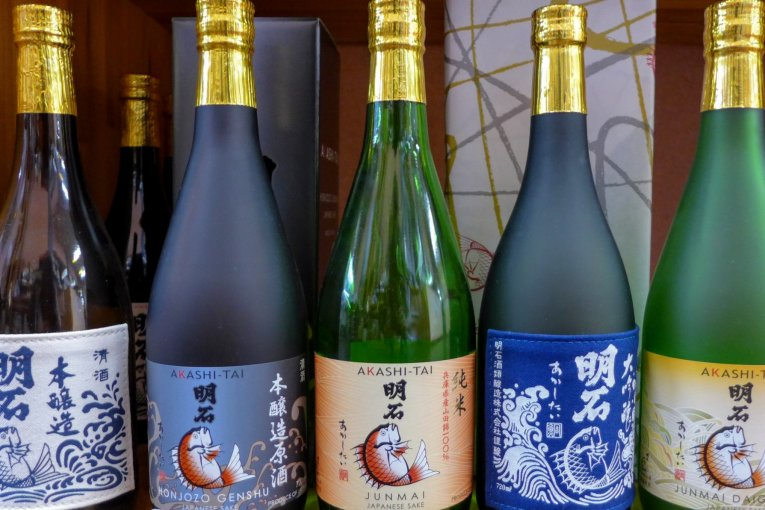 What Is Sake Made Of?
