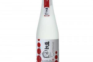Akashi Tai sparkling sake
