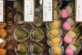 Nơi thưởng thức Wagashi ở Osaka