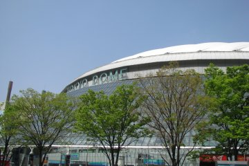 The Joy of Tokyo Dome City
