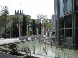 Autour de l'hôtel Tokyo Dome City